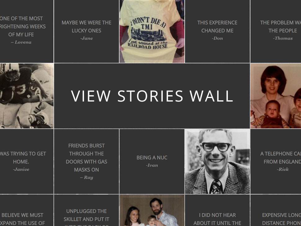 Visit Stories Wall