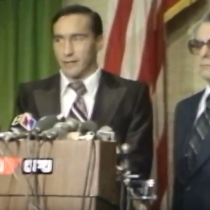 Press conference with Met Ed, March 29, 1979